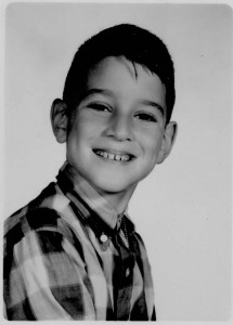 Third Grade Photo of Michael Reid Winikoff
